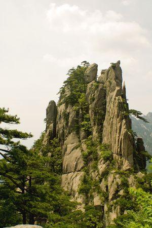 natural beauty of huangshan