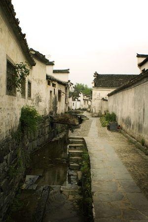 river own xidi, south china