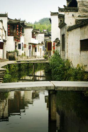 river town of likeng, wonderful china photo