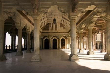 jaipur: great hall, Jaipur fort