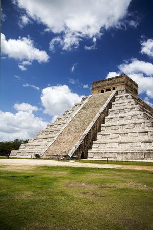 Chichen Itza Mexico great pyramid