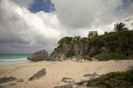 Sea scenery