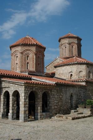 ortodox: ortodox monastery st naum
