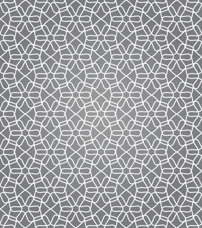 grey pattern: arabic traditional seamless patterns, Swatches, vector, Endless texture can be used for wallpaper, pattern fills, web page,background,surface