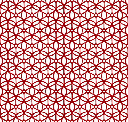 Chinese Asian Traditional Patterns Swatches Vector Endless Unique Asian Patterns
