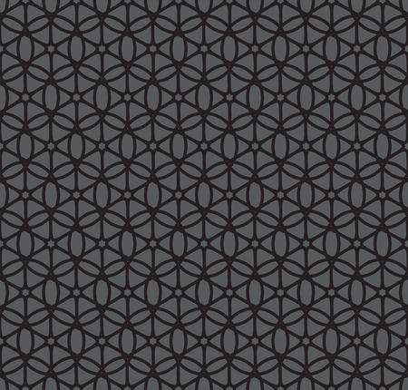 Chinese Aziatische traditionele patronen, Stalen, vector, kan Endless textuur worden gebruikt voor behang, patroonvullingen, webpagina achtergrond, oppervlaktestructuren