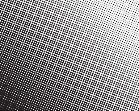 halftone dotted and circle art background, abstract pattern, can be used for wallpaper, pattern fills, web page background,surface textures.  イラスト・ベクター素材