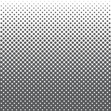 black dotted background