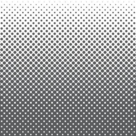 schwarz gepunkteten Hintergrund Illustration