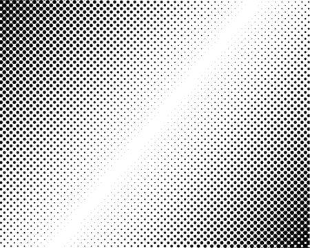 demi-ton motif de points, peut être utilisé pour le fond, papier peint et toile de fond Banque d'images