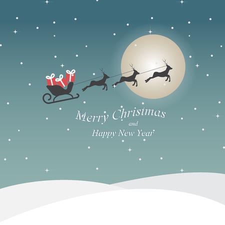 backdrop: Christmas background, card, backdrop, vector