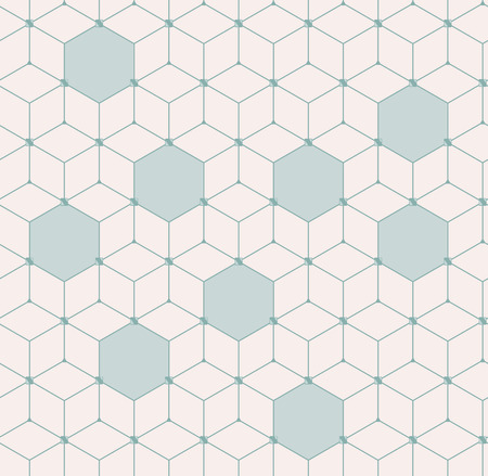 nodes: Abstract linear seamless pattern, soft and geometric concept, endless texture can be used for wallpaper, pattern fills, web page background, surface textures.