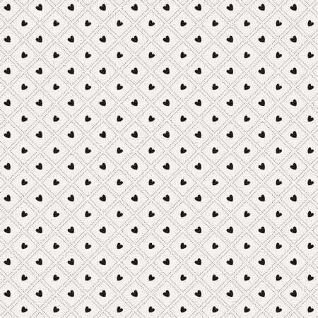 モノ中心のシームレスなパターン ベクトル。壁紙、パターンの塗りつぶし、web ページ、背景、表面に無限のテクスチャを使用できます。  イラスト・ベクター素材