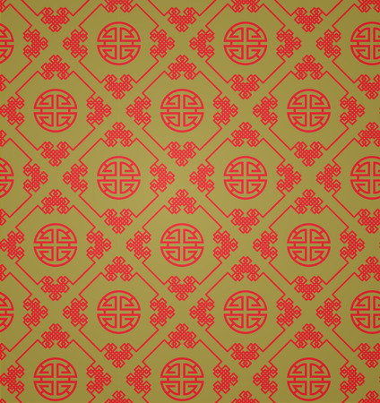 flores chinas: Modelo inconsútil chino tradicional. Textura fin se puede utilizar para fondos de escritorio, patrones de relleno, de fondo página web de texturas de superficie.