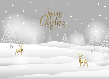 christmas party background, wallpaper, backdrop , greeting card design. vector illustration Çizim