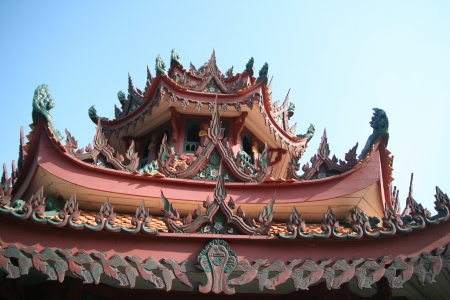 lengnoeiyi: On The Top of lengnoeiyi Temple Thailand