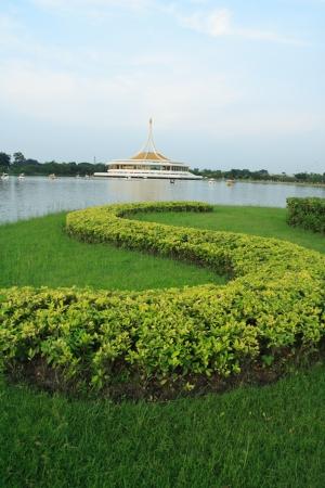 ix: S Sign Park Suan Luang Rama IX