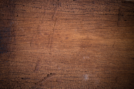 Brown wood plank wall texture. Abstract background, empty template use as natural background