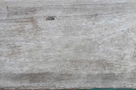 White Brown scratched wooden board. old wooden table texture background top view