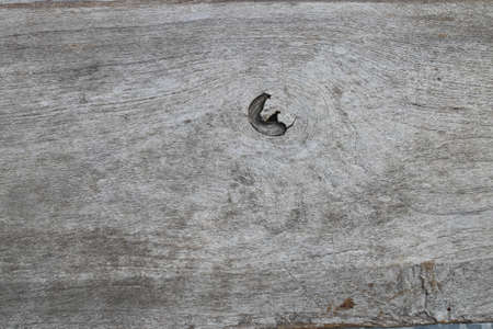 White Brown scratched wooden board. old wooden table texture background top view Standard-Bild - 151896823