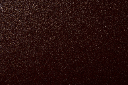 dark brown texture rough surface, sandpaper, abstract background Stock Photo