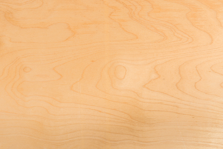 light texture of birch plywood, close-up abstract background 写真素材