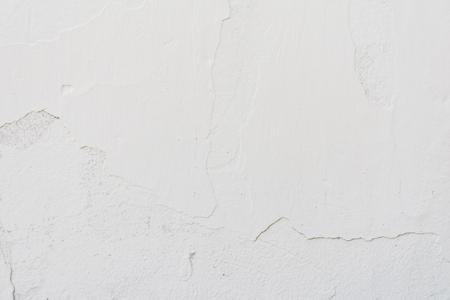 embossed white texture of antique wall, the surface of old plaster, close-up abstract background