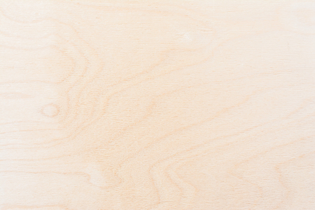 light texture of birch plywood, close-up abstract background Reklamní fotografie