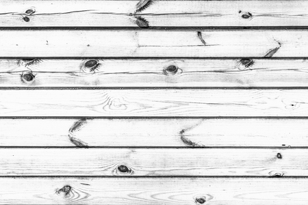 texture of horizontal wooden panels, wall of gray boards with water drops, abstract background