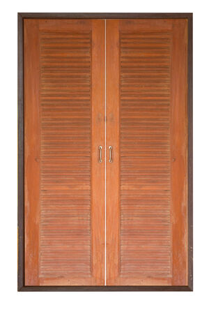 wooden door, main entrance photo
