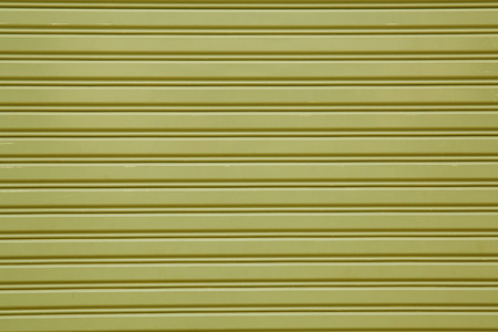 Metal sheet slide door texture background photo
