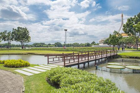ix: Suanluang RAMA IX, King Rama IX Park Editorial