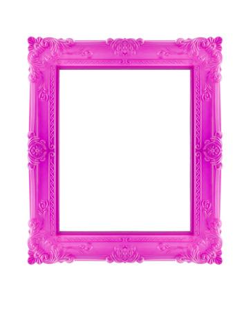 Decorative contemporary picture frame photo