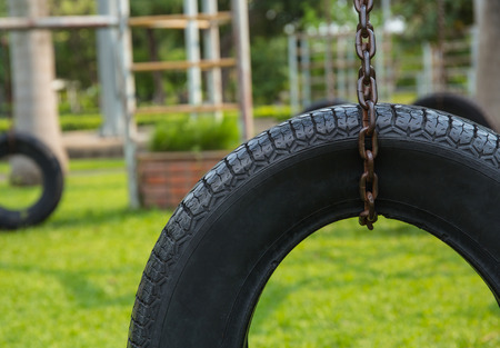 Tire Swing photo