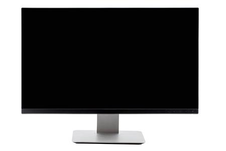 plasma monitor: TV flat screen lcd, plasma, tv mock up. Black HD monitor mockup. Modern video panel black screen mock-up. Widescreen show your business presentation on flat display tv set.
