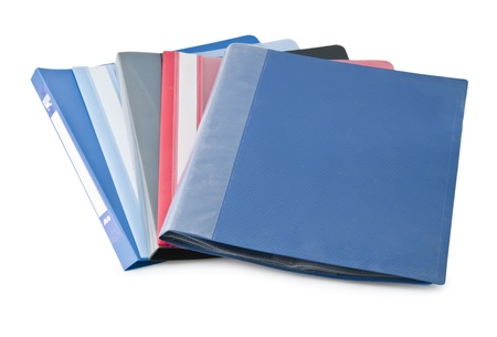 Office Folders Stock Photo - 8774103