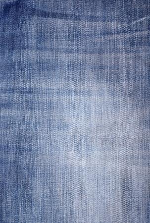 The blue denim jeans texture