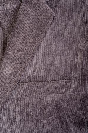 jacket collar fragment of cloth photo