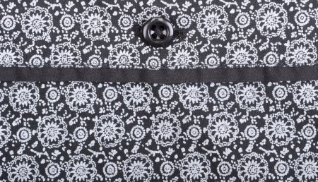 The fabric background with button Stock Photo - 20085149