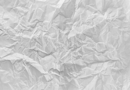 rumple: crumpled paper background close up