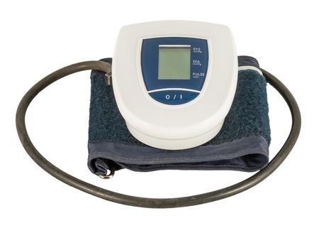 tonometer: tonometer isolated on a white background Stock Photo