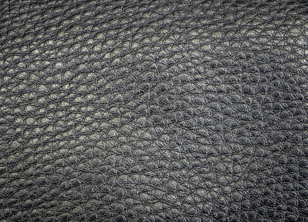 black leather texture: black leather texture clous-up