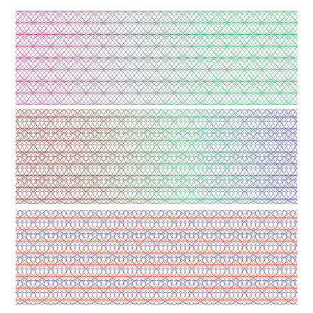 Design  background with guilloche pattern (watermark), frame. Useful for: Certificate of Achievement, Certificate of education, awards, winner.