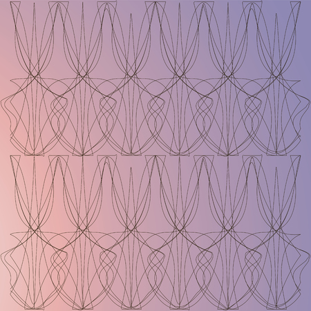 Design template, background with guilloche pattern (watermark), frame. Useful for: Certificate of Achievement, Certificate of education, awards, winner.