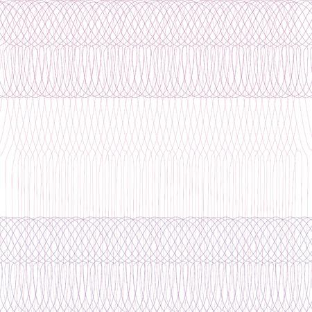 background for certificate, voucher, note, guilloche pattern, Vektoros illusztráció