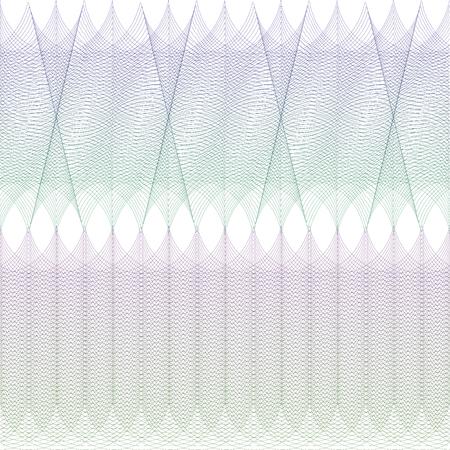 background guilloche pattern. illustration design