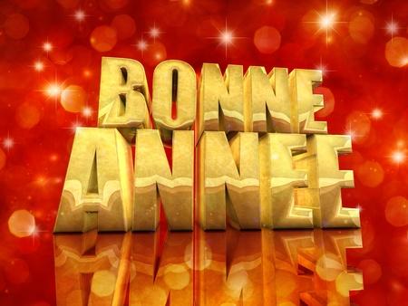 bonne: Bonne Annee  Happy New Year , best wishes