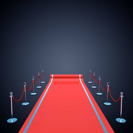 red carpet background: Red carpet event background  Award ceremony  Premiere