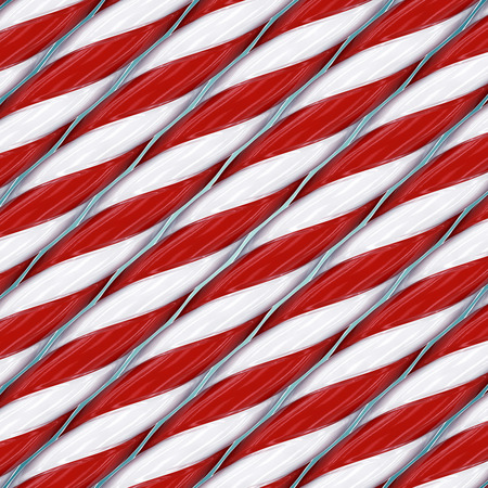 confectionery: Candy cane background , Confectionery