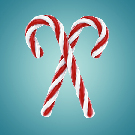 canes: Candy canes , Confectionery